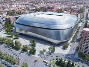 ريال مدريد يعلن عودته لسانتياغو برنابيو الجديد في سبتمبر