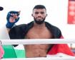 الفلسطيني يزن جابر يحقق ذهبية آسيا في الفنون القتالية