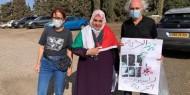 الاحتلال يفرج عن الأسيرة نسرين أبو كميل ويمنعها من دخول غزة