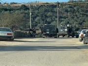 الاحتلال يأخذ قياسات مسجد في عانين غرب جنين