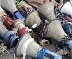 بلدية النصيرات تقرر منع استخدام مكبرات الصوت