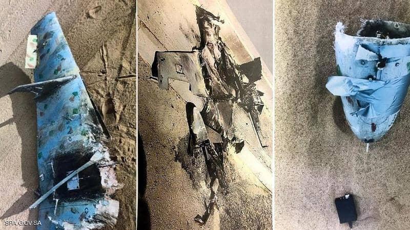 نتيجة بحث الصور عن السعودية تحبط محاولة حوثية لتفجير مطار الملك عبدالله